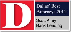 Banking & Financial Attorney McKinney & Whole Collin County, TX