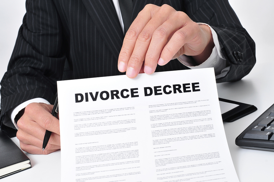 The Difference Between A Legal Separation And A Divorce Luce Evans Law