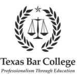 Texas Bar College Logo