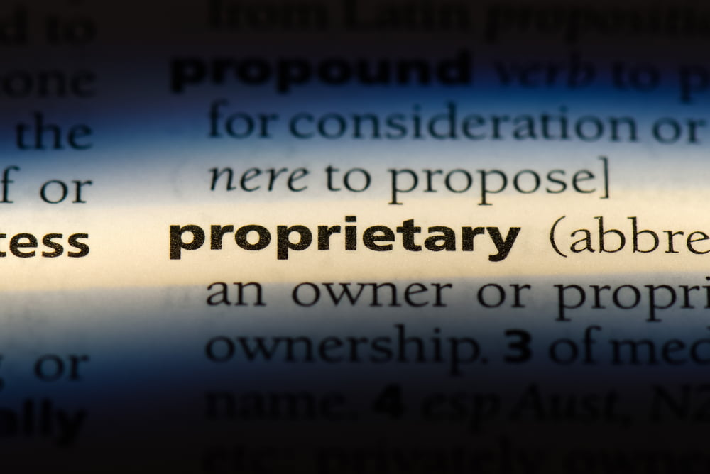 Guidelines for Protecting Proprietary Information