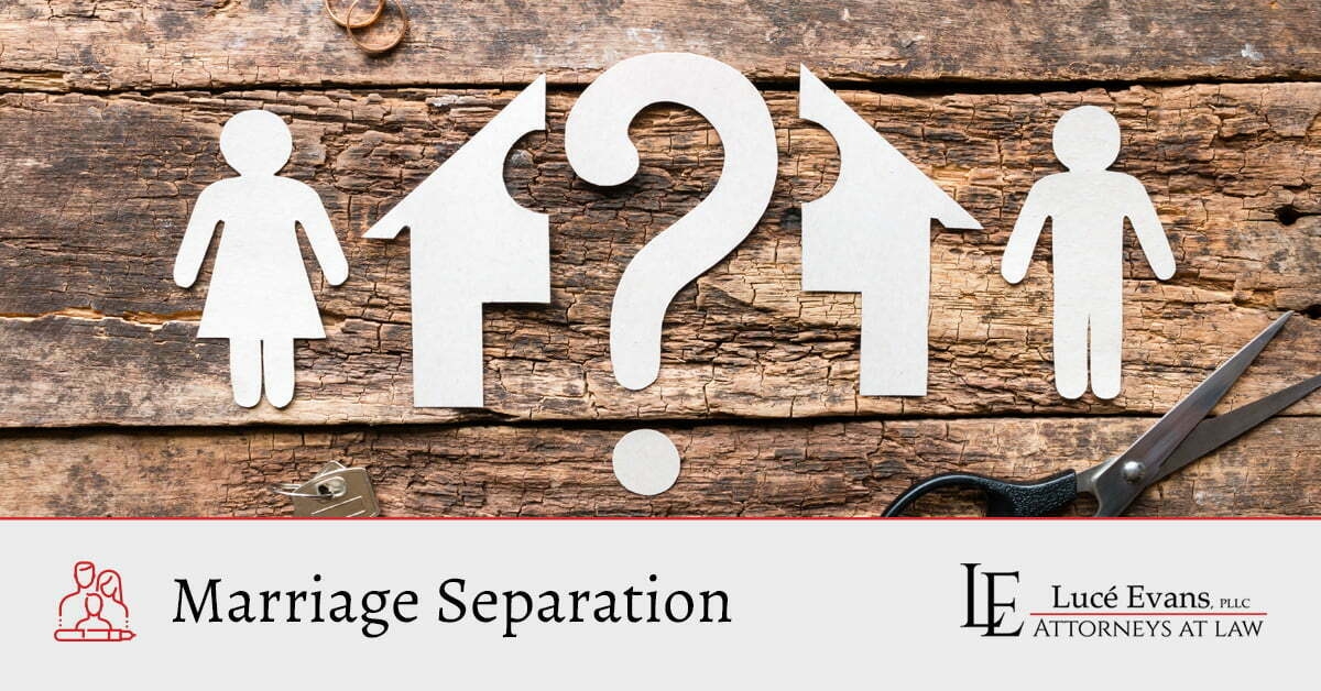 Marriage Separation