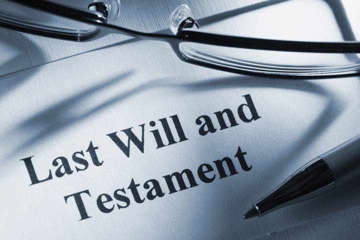 Updating your will