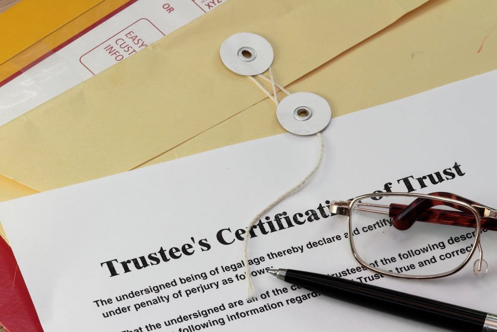 What To Do If A Trustee Has Mishandled Funds