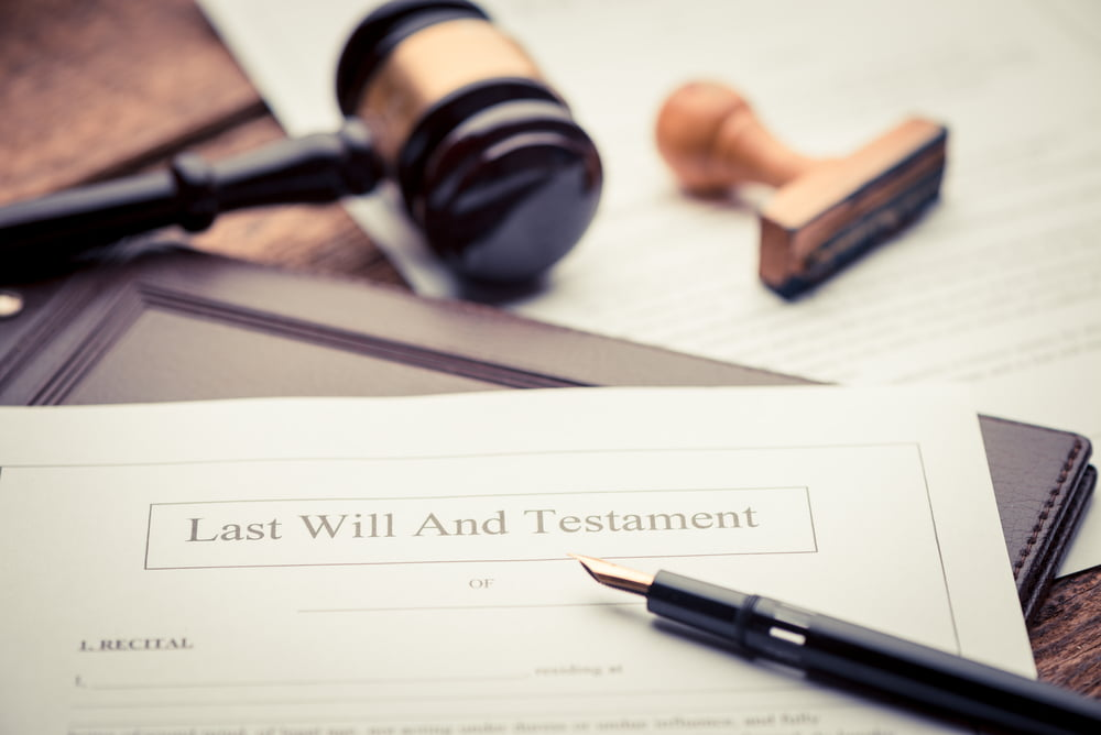 Who Can Contest Your Will in Collin County