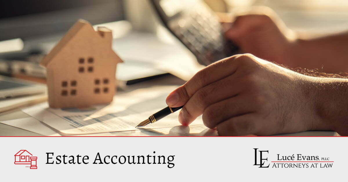 Estate accounting solutions in Collin County.